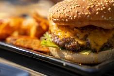 Gourmet Burger Night - Wednesday 29 May