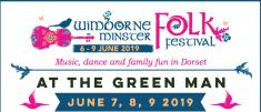 Wimborne Folk Festival at The Green Man