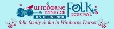 One week to Wimborne Folk Festival!